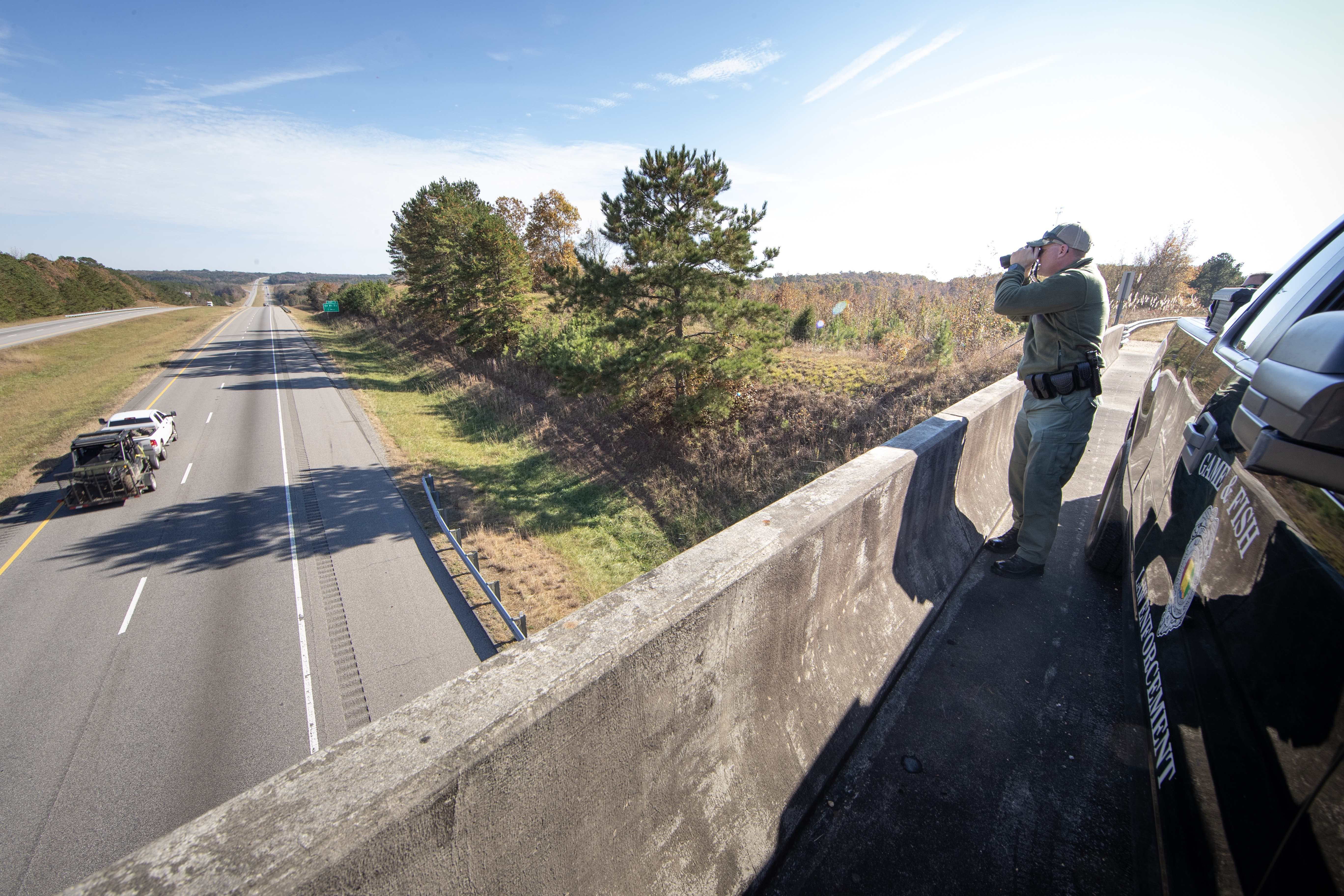 6ce3a5decd34b Alabama Conservation Enforcement Officers have increased surveillance for  banned deer carcasses that have been harvested in other states.